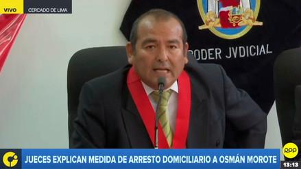 Sala Penal: Ni Fiscalía ni Procuraduría apelaron orden de arresto domiciliario a senderistas