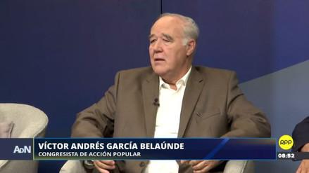 Víctor García Belaunde pidió a Villanueva un deslinde con el gobierno de PPK