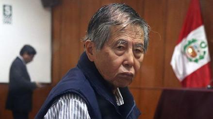 Poder Judicial evaluará pedido de impedimento de salida para Alberto Fujimori por caso Pativilca