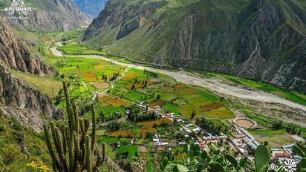 El cañón de Cotahuasi puede ser Patrimonio Natural de la Humanidad el 2019