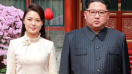 La esposa de Kim Jong-un recibió oficialmente el título de