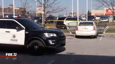 Una niña de tres años le disparó por accidente a su madre embarazada
