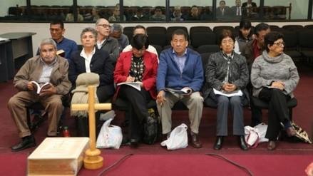 Ministerio Público interpone recurso de nulidad contra excarcelación de terroristas