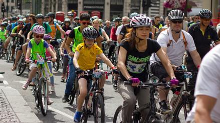 Día Mundial de la Bicicleta: El costo de transportarse sobre dos ruedas