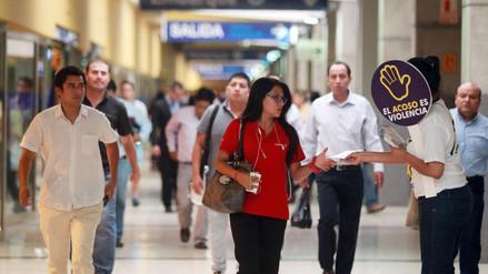 Solo 12 de los 43 distritos de Lima aplican medidas contra el acoso sexual callejero