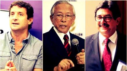 Ipsos | Reggiardo, Lay y Cornejo lideran la intención de voto para la alcaldía de Lima