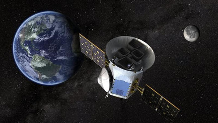 La NASA lanzó un satélite que buscará vida en exoplanetas