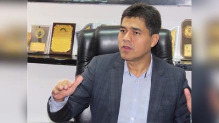 Presentan queja funcional contra fiscal Juan Carrasco Millones