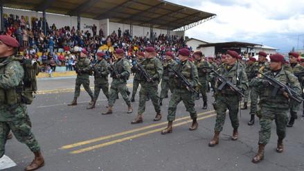 Fuerzas Armadas de Ecuador aceptarán a mujeres en servicio militar