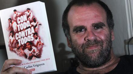 """José Carlos Yrigoyen: """"Se están estableciendo las bases para que emerja una literatura deportiva en el Perú"""""""