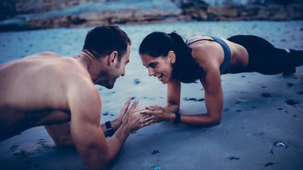 La plancha isométrica es la mejor opción para fortalecer el abdomen