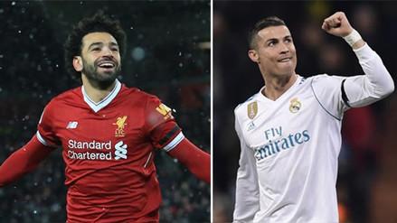 Mohamed Salah sobre Cristiano: