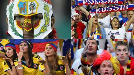 Perú en el top 10 de los países con más entradas para Rusia 2018