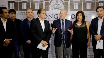Villanueva: Tenemos grandes coincidencias con el Frente Amplio en cómo vemos el país