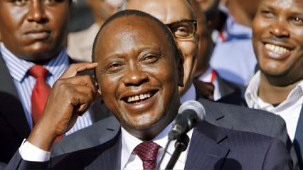 El presidente de Kenia dijo que