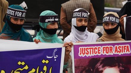 India aprobó la pena de muerte para violadores de menores de 12 años
