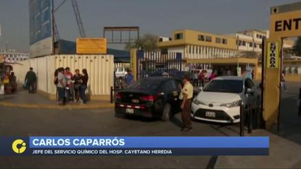 Hospital Cayetano Heredia: Análisis patológico esclarecerá si la madre dio a luz a gemelos