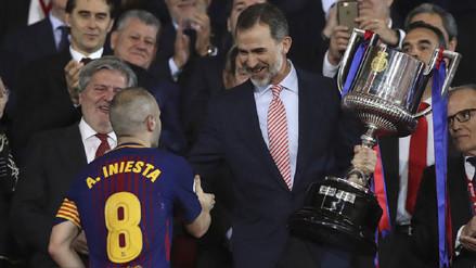 Las mejores imágenes del Barcelona campeón de la Copa del Rey