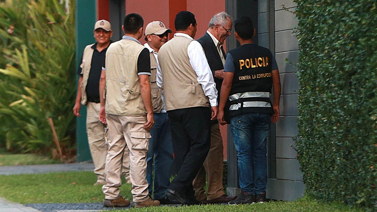 Fiscalía halló documentos relacionados al indulto a Fujimori en la casa de PPK