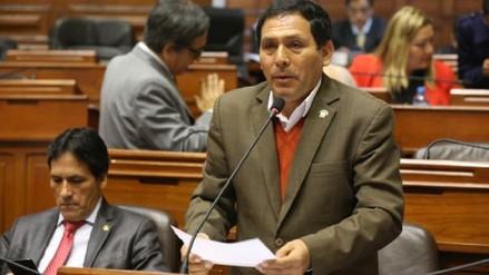 Congresista fujimorista Modesto Figueroa contrató como asesor a exfiscal destituido