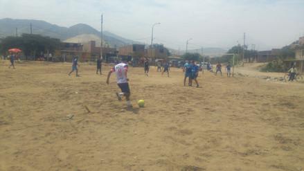 Champions en la Arena, torneo de fútbol que golea al hampa en Trujillo