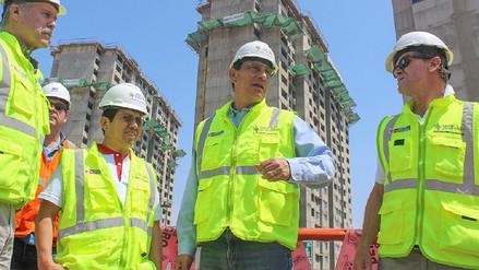 Vizcarra: Departamentos de Villa Panamericana se ofertarán a familias tras los juegos