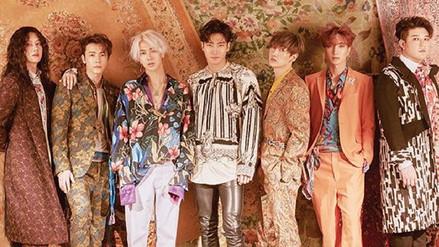 Super Junior en Lima: Banda de K-pop regresó a Lima para nuevo concierto