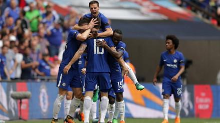 Chelsea venció 2-0 al Southampton y selló su pase a la final de la Copa FA