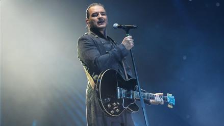 Ricardo Arjona se presentó en Lima con gira nominada a los Billboard Latino