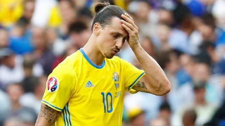 DT de Suecia descartó presencia de Zlatan Ibrahimovic en el Mundial