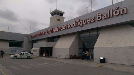 Caída de cenizas provocó que vuelos sean cancelados en Arequipa