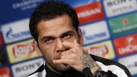 A Dani Alves le preguntaron si volvería al Barcelona y él respondió esto