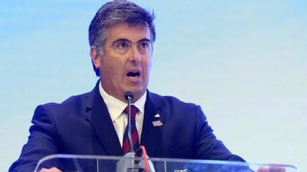 Poder Judicial declaró procedente extradición de Gustavo Salazar