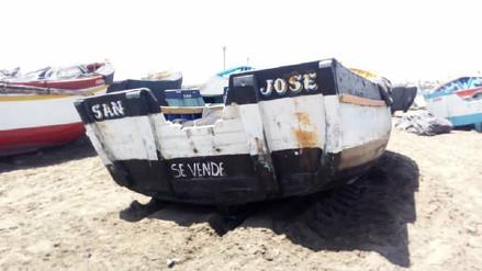 Pescadores de San José venden embarcaciones para pagar deudas