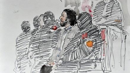 Condenan a 20 años de prisión a Salah Abdeslam por tiroteo en Bruselas