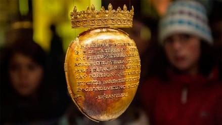 El relicario del corazón de la reina Ana de Bretaña fue hallado