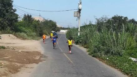 Fondista arequipeño ganó carrera en Virú