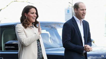 La duquesa de Cambridge dio a luz a su tercer hijo