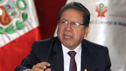 Reprograman cita de Fiscal de la Nación a la Comisión Lava Jato