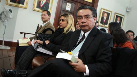 """Nakazaki: """"Si la Comisión Lava Jato tiene un millón de documentos, Hamilton Castro tiene diez"""""""