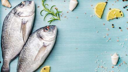 Comer pescado regularmente reduce el riesgo de padecer Parkinson