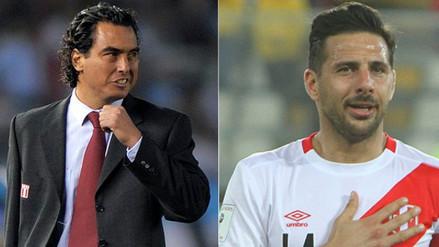 'Chemo' del Solar habló sobre la posible vuelta de Claudio Pizarro a la Selección Peruana