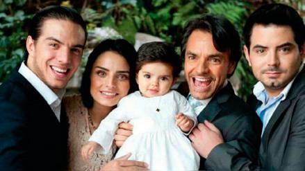 Eugenio Derbez confesó que el nacimiento de su hija Aitana unió a su familia