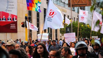 Bancadas se oponen a pedido de la Fiscalía de disolver al Partido Nacionalista