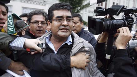 César Álvarez anuncia desde la cárcel su candidatura al Gobierno Regional de Áncash