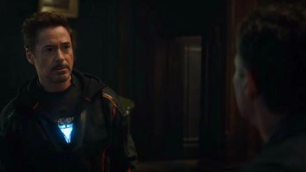 """Avengers: Infinity War"" revela escena de un minuto en televisión"