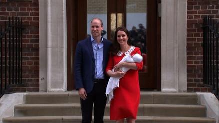 La tradición de elegir el nombre del nuevo heredero de William y Kate Middleton