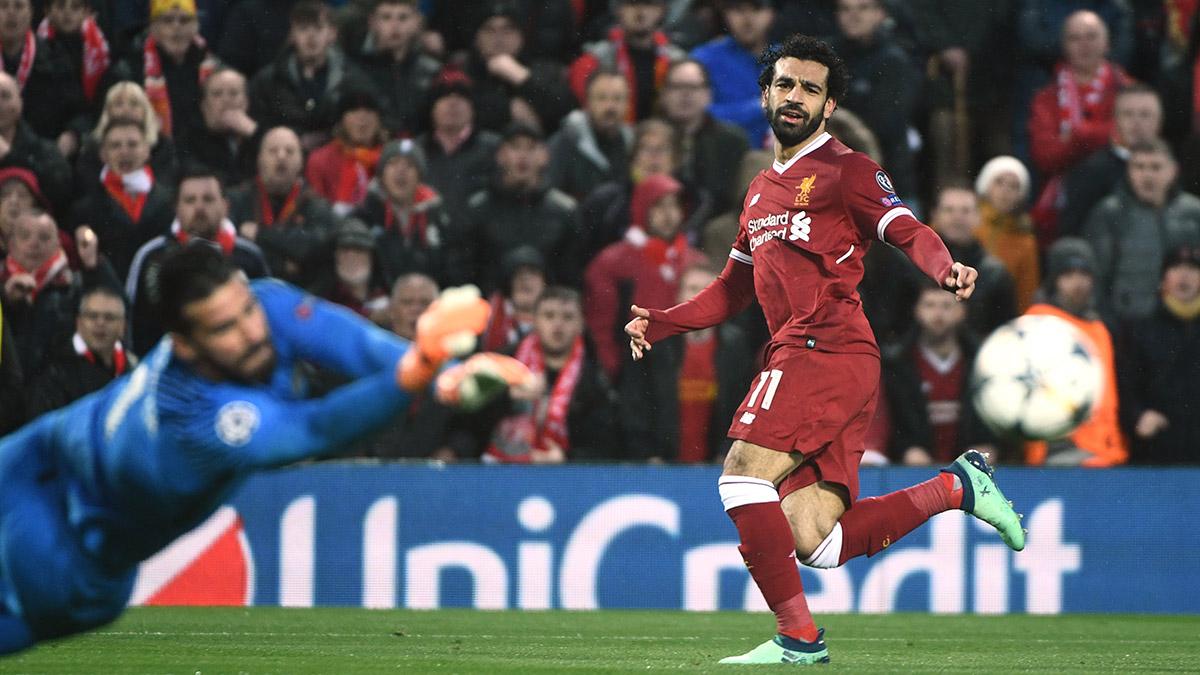 Mohamed Salah, el crack que de niño lloraba cuando jugaba de lateral