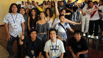 A la Cancha, un colectivo para que los escolares aprendan a hacer cine