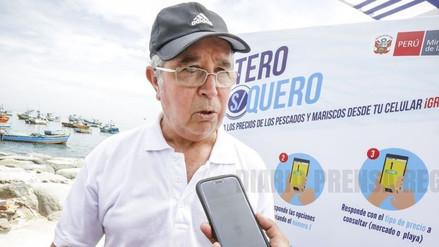 """Héctor Soldi: """"En ningún momento los pescadores piden mi salida del Ministerio"""""""